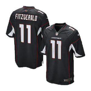 "Nike Arizona Cardinals Larry ""Fitz"" Game Jersey"